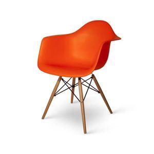 chaise eames daw - achat / vente chaise eames daw pas cher - cdiscount - Chaises Eames Pas Cher