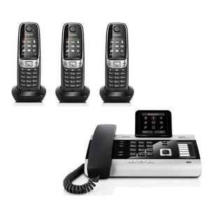 telephone fixe multi combine achat vente telephone. Black Bedroom Furniture Sets. Home Design Ideas