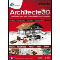 LOGICIEL À TÉLÉCHARGER Architecte 3D Ultimate 2014 (V17.5)