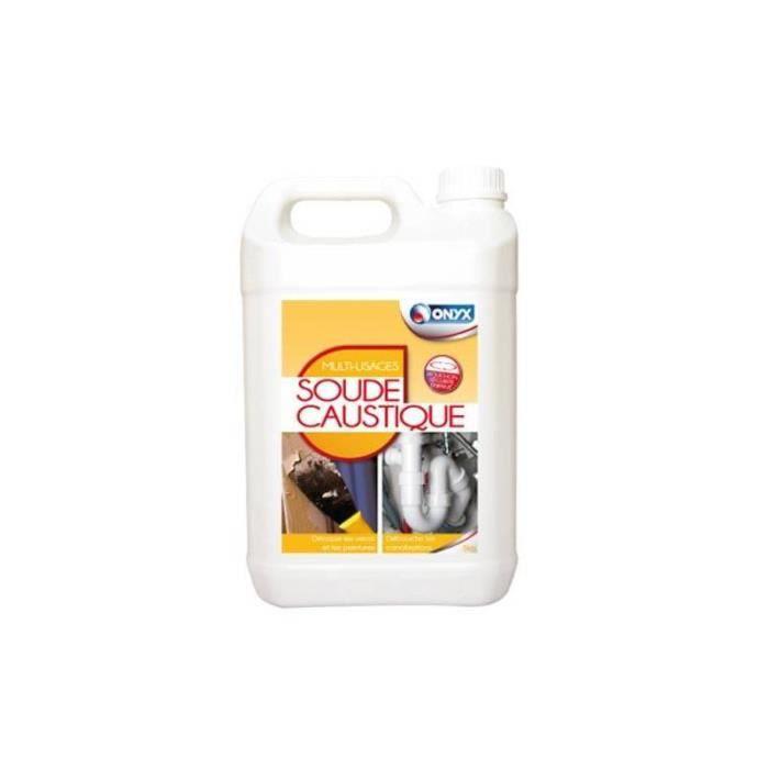 soude caustique onyx 5 kg achat vente bicarbonate de soude soude caustique onyx 5 kg. Black Bedroom Furniture Sets. Home Design Ideas