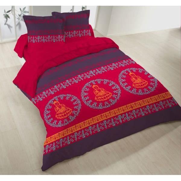 housse de couette motif bouddha table de lit a roulettes. Black Bedroom Furniture Sets. Home Design Ideas