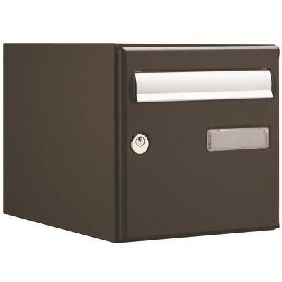 expert box sf noir 121612 achat vente boite aux lettres cdiscount. Black Bedroom Furniture Sets. Home Design Ideas