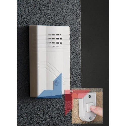 sonnette electrique filaire carillon 12 melodies achat. Black Bedroom Furniture Sets. Home Design Ideas
