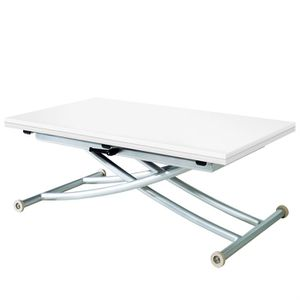 Table up down achat vente table up down pas cher les soldes sur cdisco - Table basse up and down pas cher ...