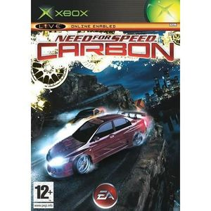 JEUX XBOX NEED FOR SPEED CARBON / XBOX