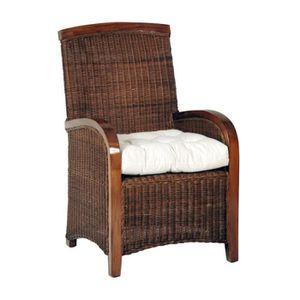 fauteuil en rotin blanc achat vente fauteuil en rotin blanc pas cher les soldes sur. Black Bedroom Furniture Sets. Home Design Ideas
