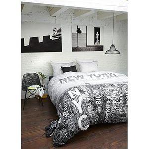 Parure de lit 200x200 new york achat vente parure de lit 200x200 new york - Achat studio new york ...