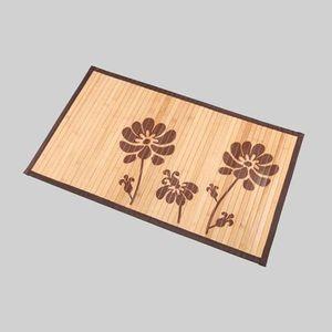 tapis de bain fleur achat vente tapis de bain fleur. Black Bedroom Furniture Sets. Home Design Ideas