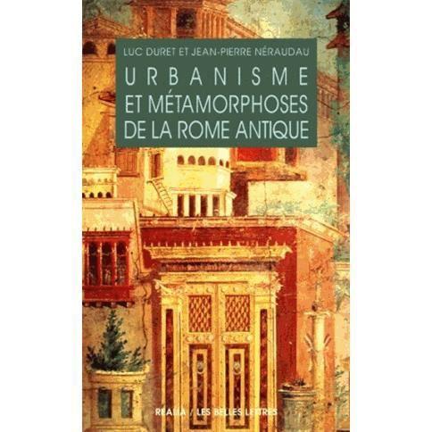 Urbanisme et m tamorphoses de la rome antique achat - La cuisine de la rome antique ...