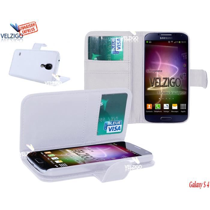 velzigo pour samsung galaxy s4 housse coque etui bumper. Black Bedroom Furniture Sets. Home Design Ideas