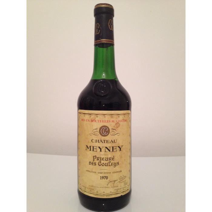 Ch teau meyney 1970 achat vente vin rouge ch teau for Chateau meyney