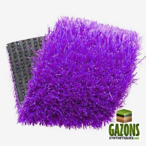 violet 4 x 20 m gazon synth tique achat vente gazon artificiel violet 4m x 20m gazon. Black Bedroom Furniture Sets. Home Design Ideas