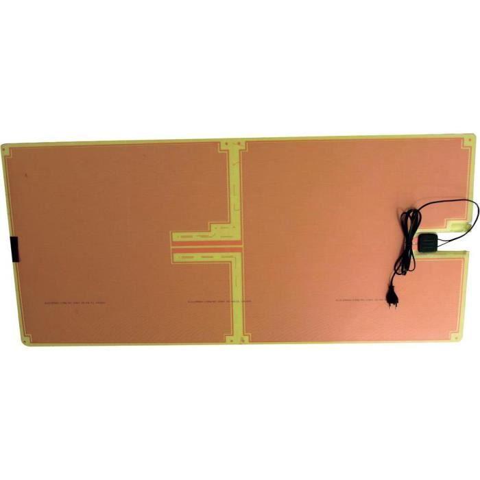 Chauffage plafond rayonnant plafonsun08 achat vente plancher chauffant chauffage plafond - Plancher chauffant electrique avis ...