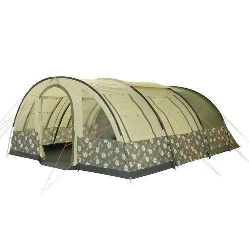 10t flowerton tente tunnel pour 6 personnes bei prix. Black Bedroom Furniture Sets. Home Design Ideas