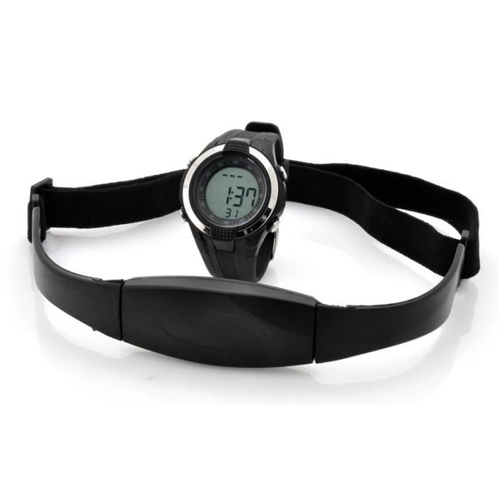 montre moniteur de fr quence cardiaque avec cei achat vente montre outdoor montre moniteur. Black Bedroom Furniture Sets. Home Design Ideas