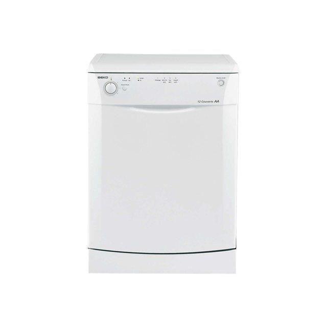 Lave vaisselle 60 cm dfn1425 12 couv achat vente lave vaisselle cdiscount - Consommation lave vaisselle eau ...