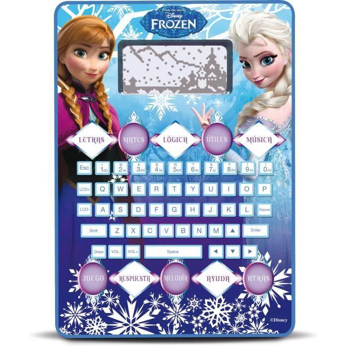 La reine des neiges tablette educative achat vente jeu - Jeu reine des neige gratuit ...