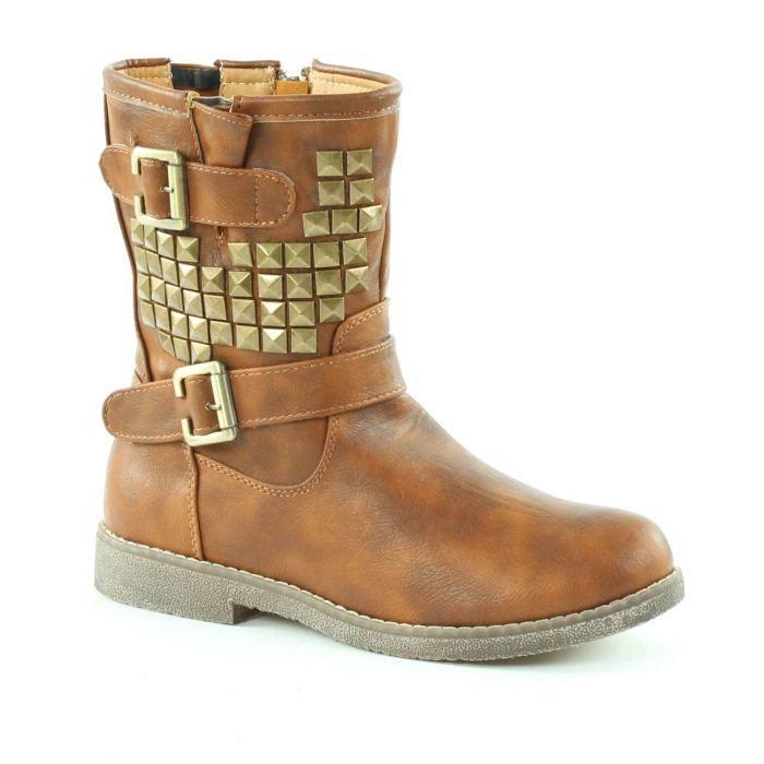 boots femme clout es achat vente bottine boots femme clout es cdiscount. Black Bedroom Furniture Sets. Home Design Ideas