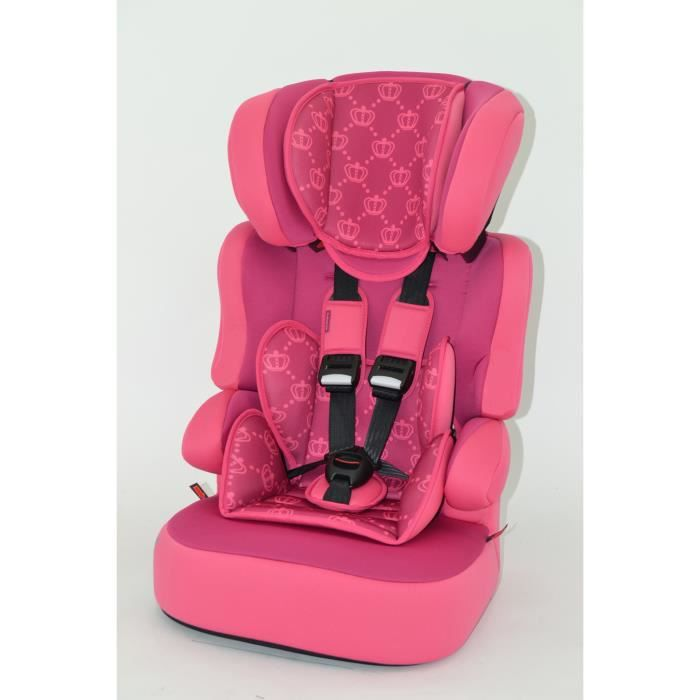 siege auto beline luxe kate princesse gr 1 2 3 ecer44 04. Black Bedroom Furniture Sets. Home Design Ideas