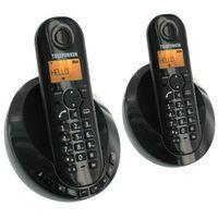 T�l�phone fixe TELEFUNKEN TB252 NOIR DUO