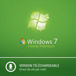 windows 7 familiale premium sp1 version t l chargeable t l charger cdiscount. Black Bedroom Furniture Sets. Home Design Ideas