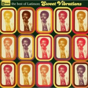 CD COMPILATION Sweet Vibrations // The best of Latimore