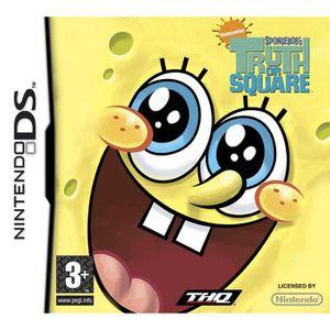 JEU DS - DSI SpongeBob: Truth or Square (Nintendo DS) [UK IMPOR
