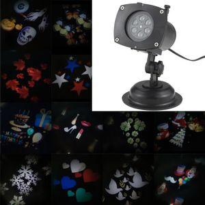 Projecteur noel achat vente projecteur noel pas cher for Projecteur exterieur noel