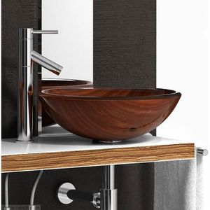 lavabos vasques achat vente lavabos vasques pas. Black Bedroom Furniture Sets. Home Design Ideas
