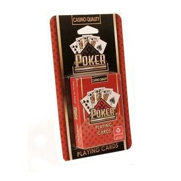 CARTES DE JEU Cartamundi Jeu de Poker
