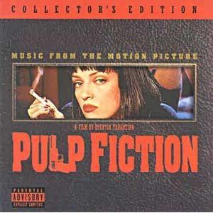 Pulp Fiction bande originale Wikipdia