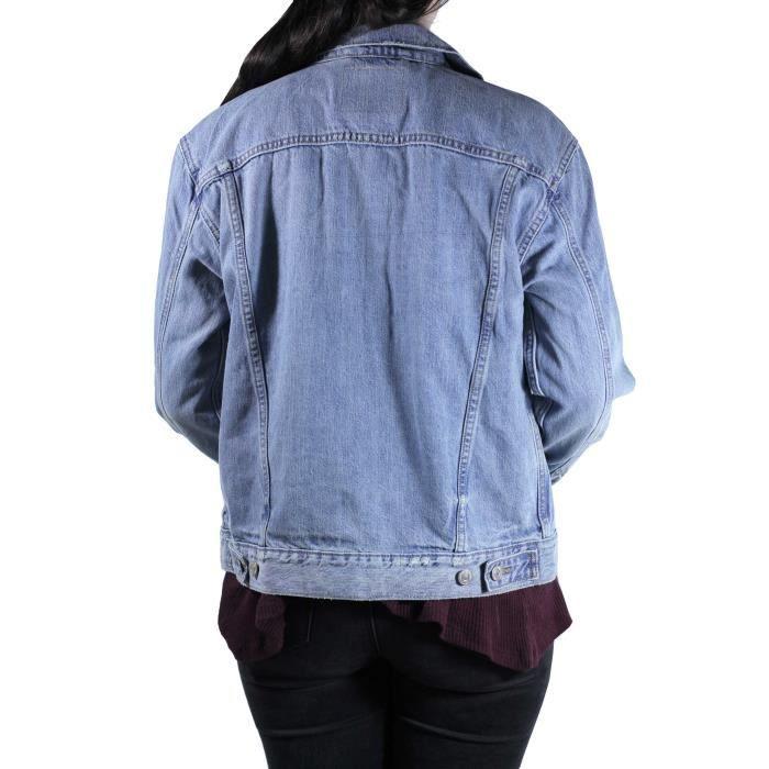 blouson jeans femme levis jeans jeans achat vente jeans soldes cdiscount. Black Bedroom Furniture Sets. Home Design Ideas