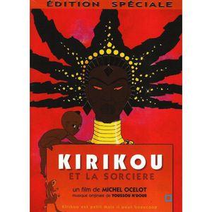dvd r Kirikou et la sorciere