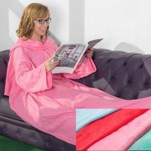 plaid avec manche achat vente plaid avec manche pas. Black Bedroom Furniture Sets. Home Design Ideas