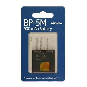 Batterie téléphone Originale Batterie Blister NOKIA BP 5M POUR NOKIA