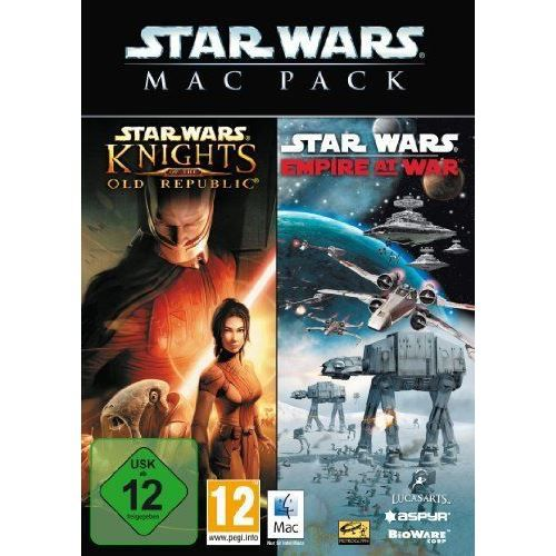 JEUX PC Star War Mac pack : Empire at War Knights of th…