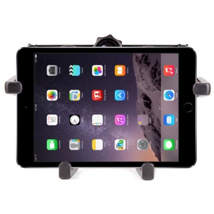 support appui t te auto pour apple ipad air 2 prix pas cher les soldes sur cdiscount. Black Bedroom Furniture Sets. Home Design Ideas