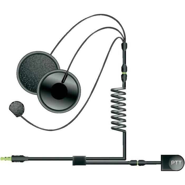 casque pour moto hs 100 casque couteur audio avis et. Black Bedroom Furniture Sets. Home Design Ideas