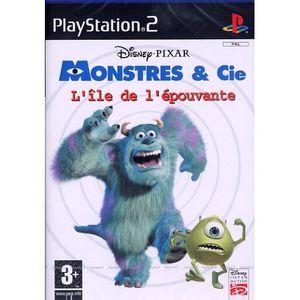 JEU PS2 MONSTRES ET COMPAGNIE / PS2