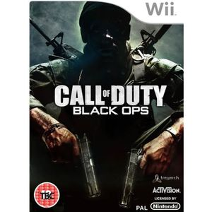JEUX WII Call of Duty: Black Ops (Nintendo Wii) [UK IMPORT]