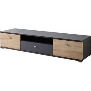 Meuble bas largeur 50 cm achat vente meuble bas for Meuble 50 cm de large