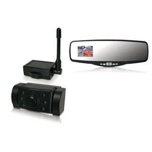 RADAR DE RECUL YADA Caméra de Recul Bluetooth + fonction kit main