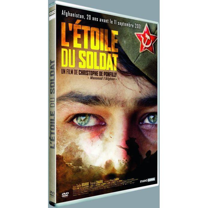 dvd l 39 etoile du soldat en dvd documentaire pas cher ponfilly christophe de cdiscount. Black Bedroom Furniture Sets. Home Design Ideas