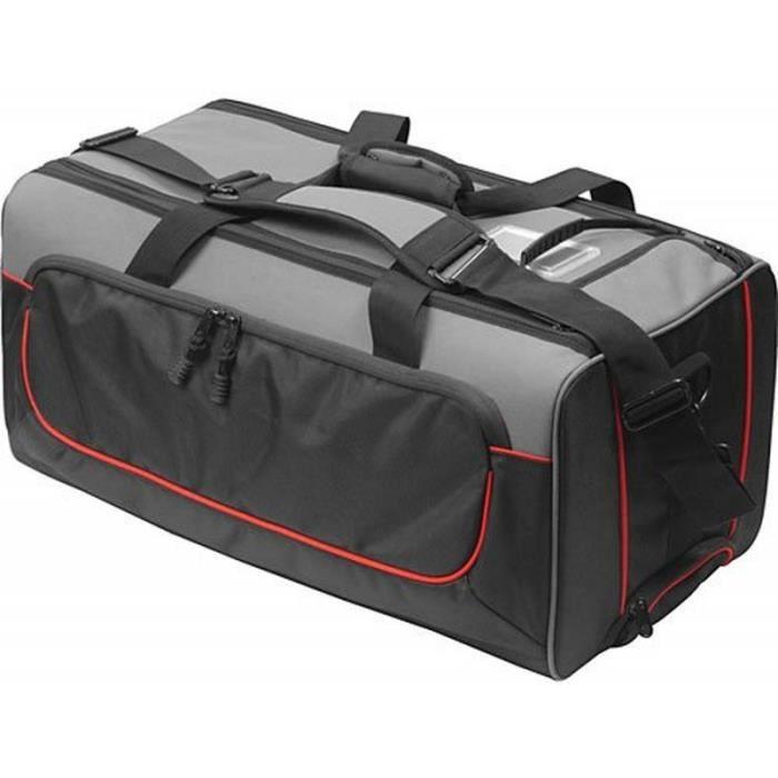 malette de transport a roulette avec compartime achat. Black Bedroom Furniture Sets. Home Design Ideas