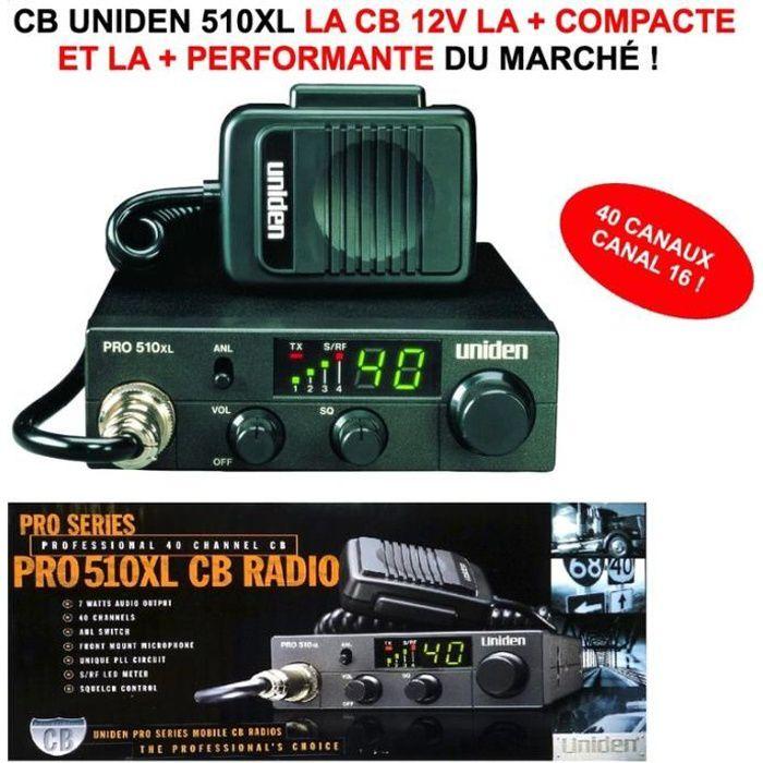 La Meilleure Console Portable: LA MEILLEURE CB FIXE DU MARCHÉ ! PUISSANTE VHF ...