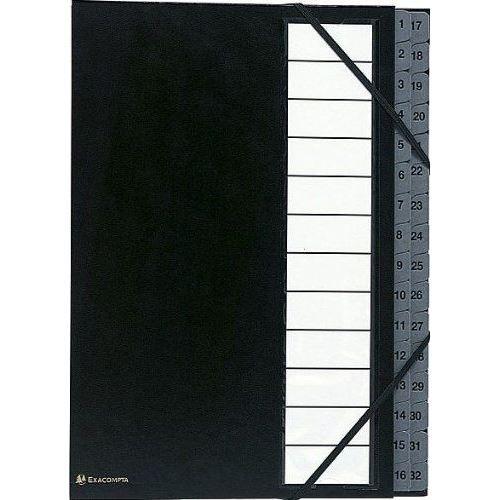 exacompta 56032e trieur 32 compartiments num ri achat vente trieur parapheur exacompta. Black Bedroom Furniture Sets. Home Design Ideas