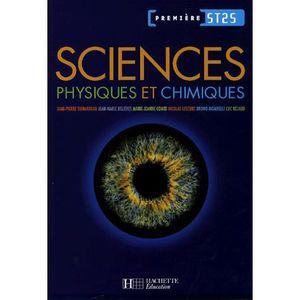 MANUEL LYCÉE Sciences physiques et chimiques 1e ST2S