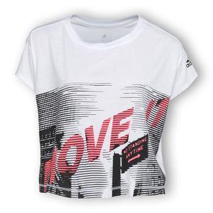 T-SHIRT ADIDAS T-shirt Dance Femme
