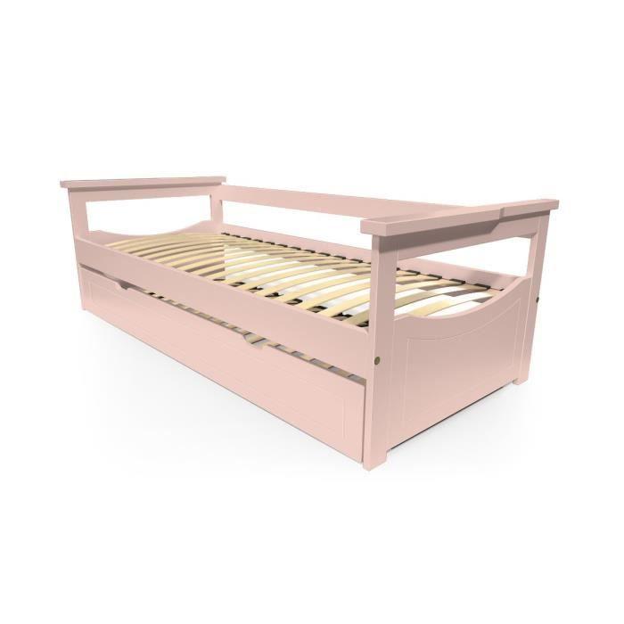 lit gigogne cdiscount maison design. Black Bedroom Furniture Sets. Home Design Ideas