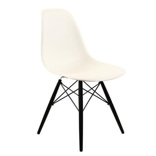 Chaise eames dsw achat vente chaise blanc cadeaux de for Achat chaise eames